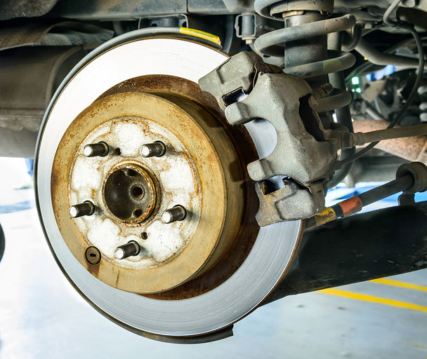 Car Brake Repair Service: Car - Auto Service & Repair Richmond VA