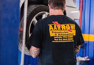 Aarrow technician