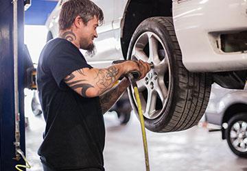 tire rotation richmond