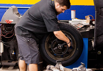 tire repair glen allen
