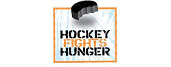 Hockey Fights Hunger logo