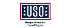 USO Central Virginia logo